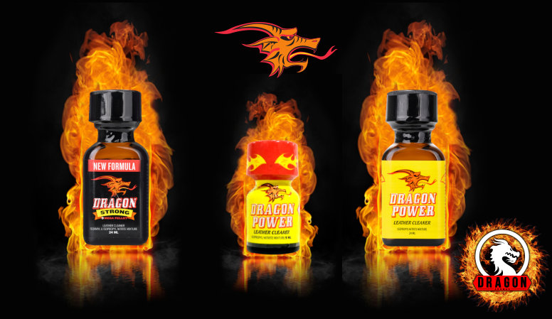 marques poppers dragon aromas