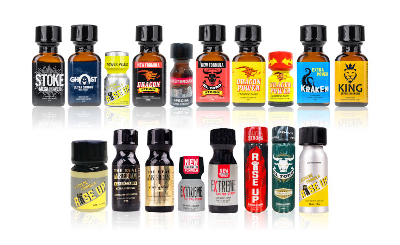 Dragon aromas best poppers